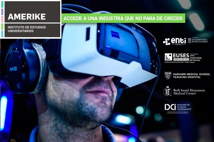 Licenciatura En Videojuegos: Accede A Una Industria Que No Para De Crecer