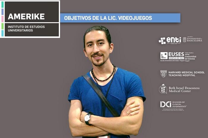 (ENTREVISTA) Dani Arguedas Nos Explica Los Objetivos De La Licenciatura En Videojuegos