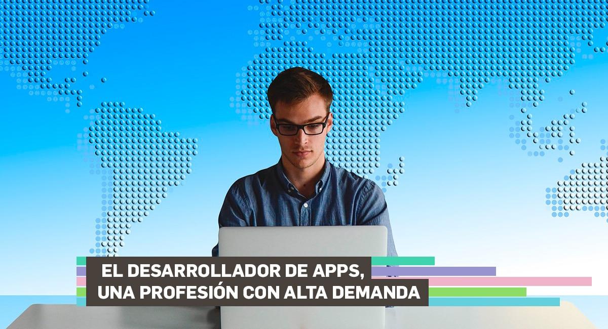 El Desarrollador De Apps, Una Profesión Con Alta Demanda