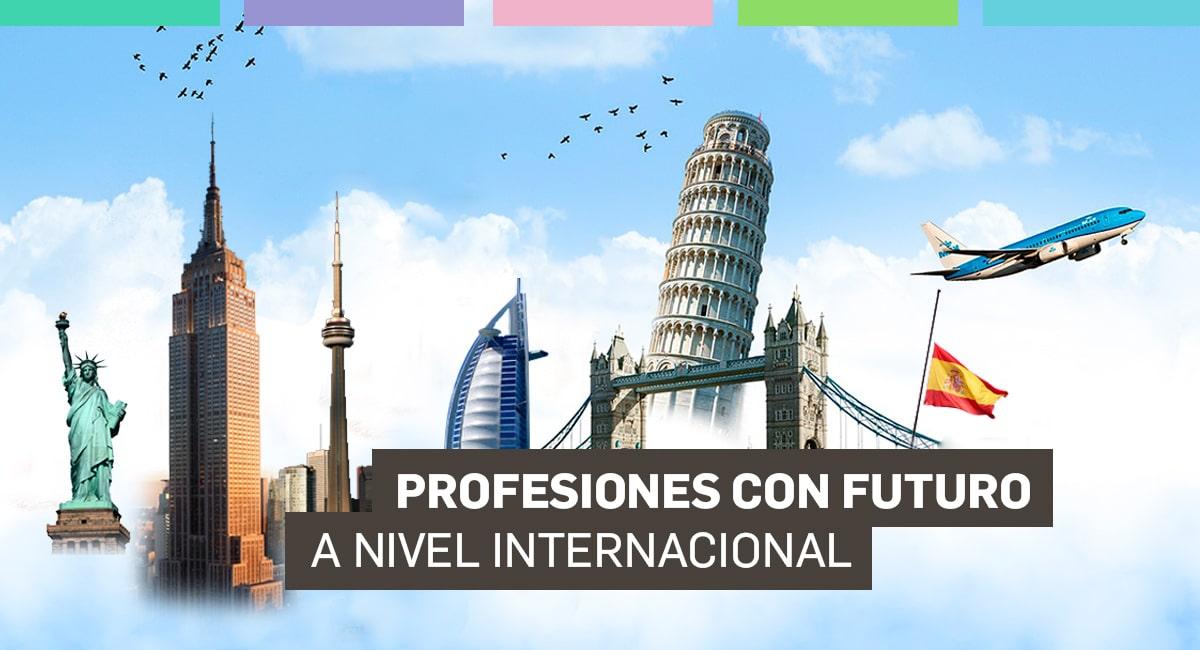 Instituto De Estudios Universitarios Amerike: Profesiones Con Futuro A Nivel Internacional
