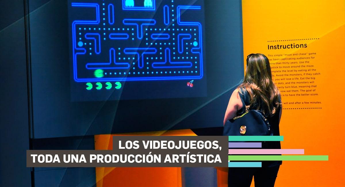 Los Videojuegos, Toda Una Producción Artística