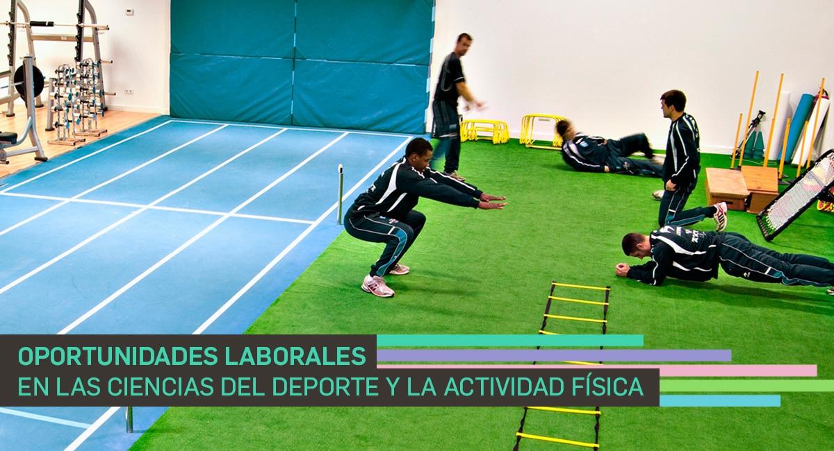 Oportunidades Laborales En Las Ciencias Del Deporte Y La Actividad Física