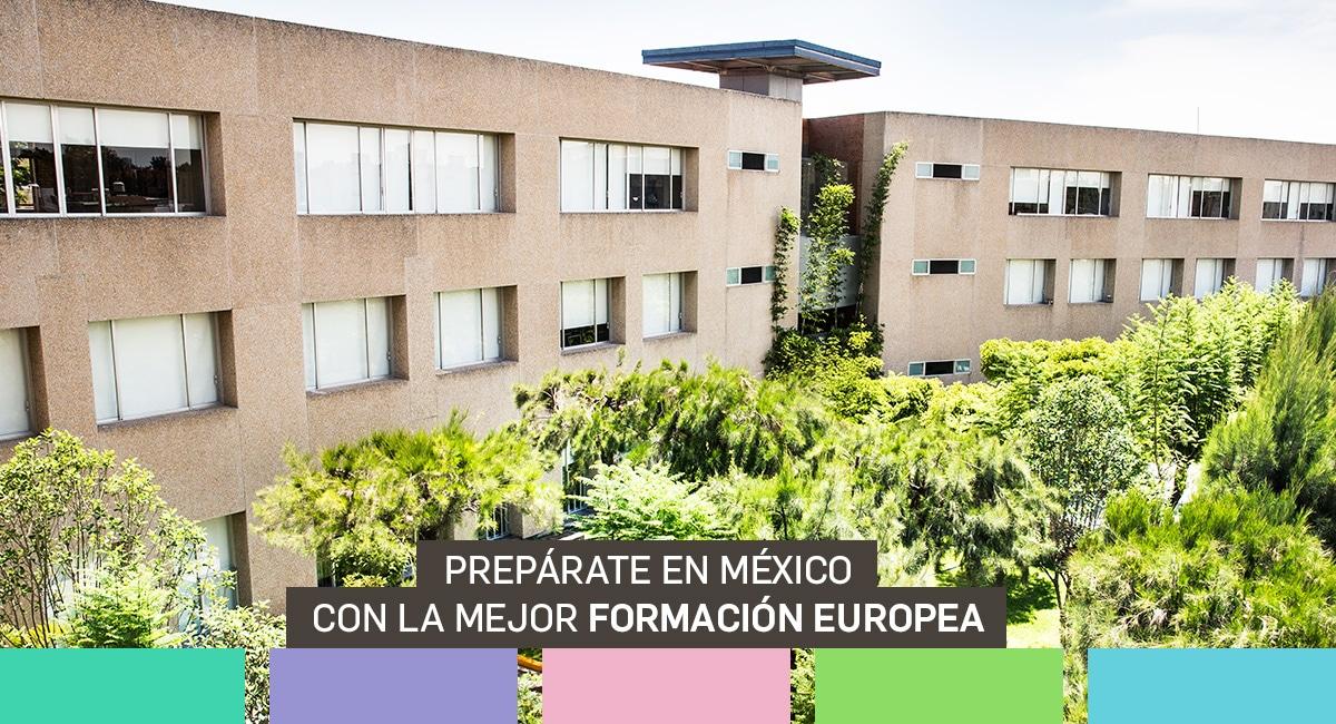 Prepárate En México Con La Mejor Formación Europea