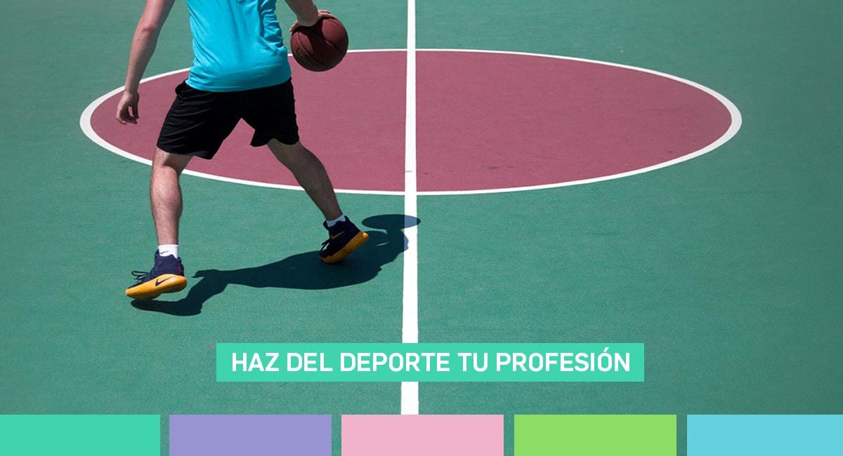 Haz Del Deporte Tu Profesión