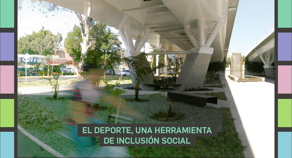 El Deporte, Una Herramienta De Inclusión Social