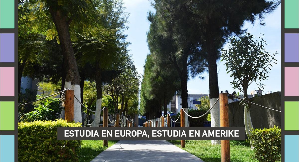 Estudia En Europa, Estudia En Amerike