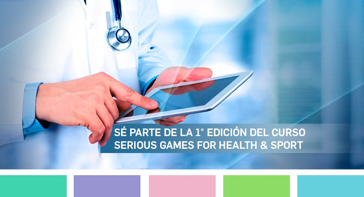 Curso Serious Games For Health And Sport En Amerike.