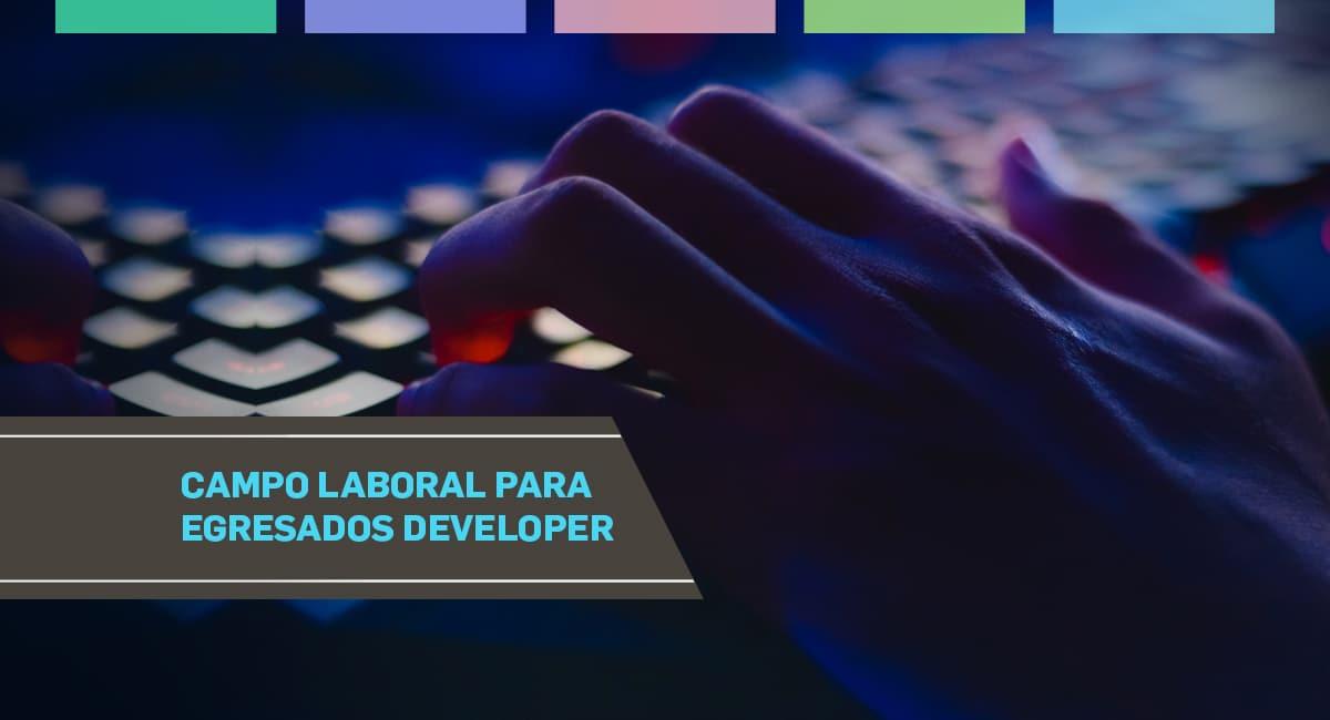 Campo Laboral Para Los Egresados De La Licenciatura En Desarrollo De Software Interactivo Y Videojuegos