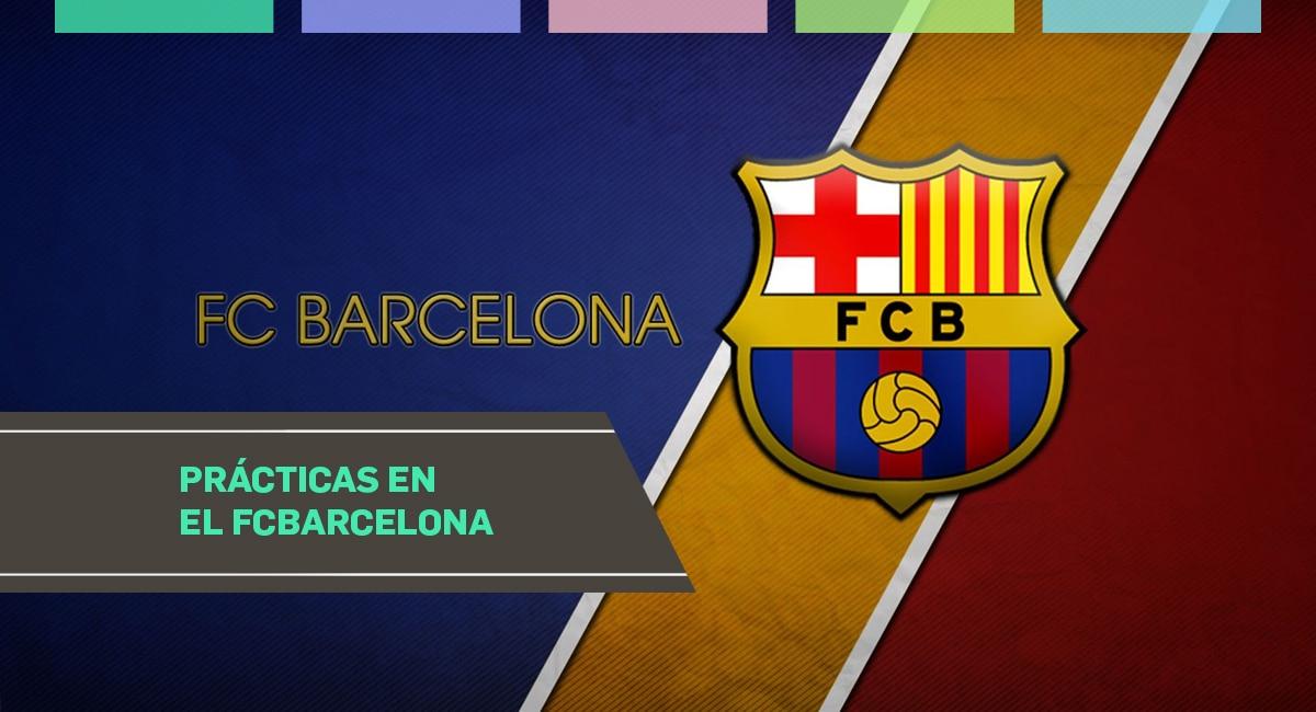 Nuestros Alumnos Podrán Realizar Prácticas En El FC Barcelona