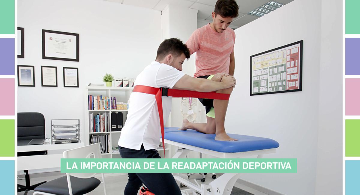La Importancia De La Readaptación Deportiva
