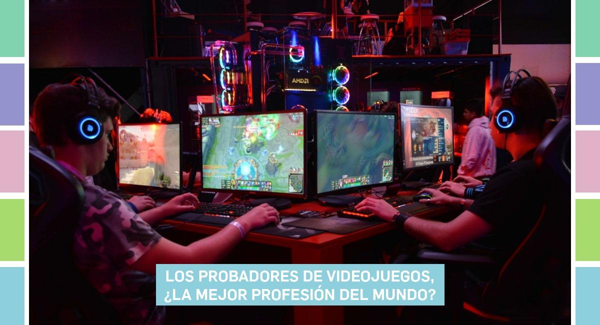 Los Probadores De Videojuegos, ¿la Mejor Profesión Del Mundo?