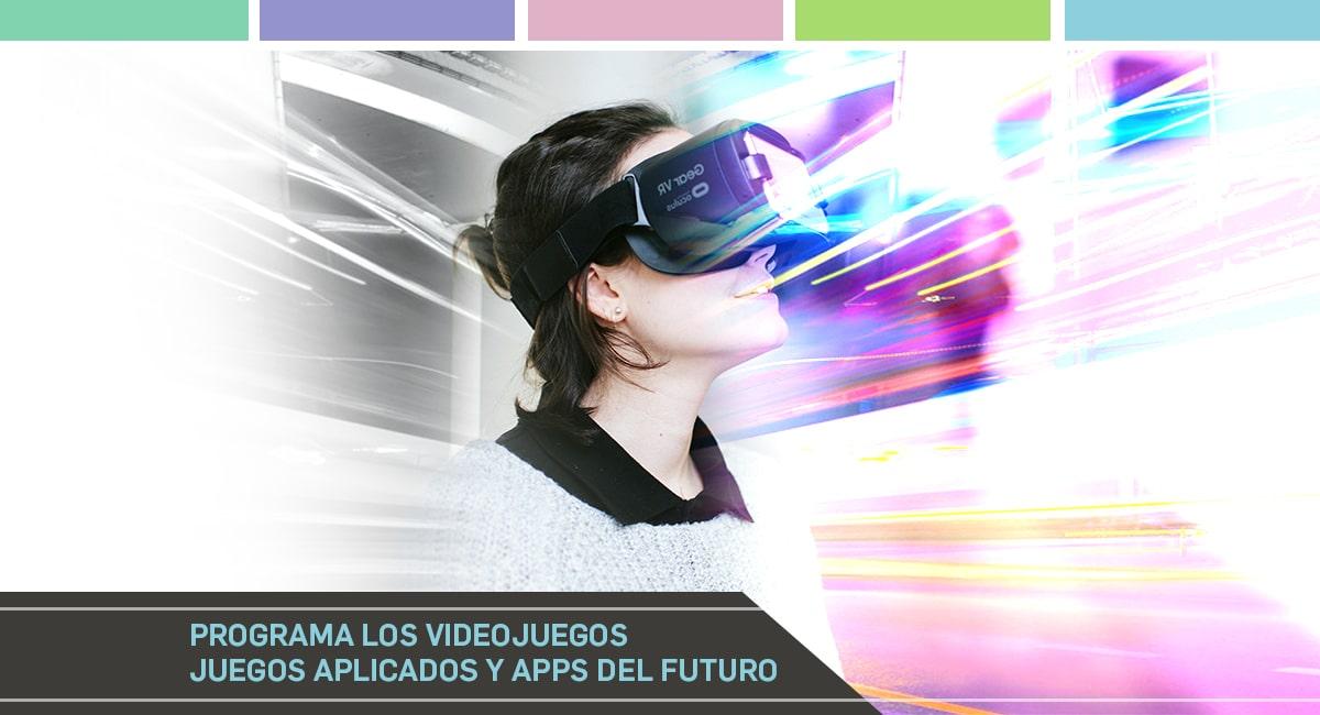 Programa Los Videojuegos, Juegos Aplicados Y Apps Del Futuro