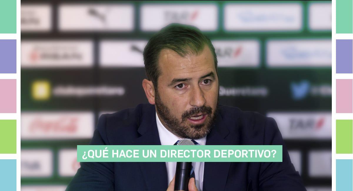 ¿Qué Hace Un Director Deportivo?