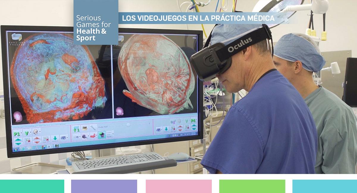 Los Videojuegos En La Práctica Médica