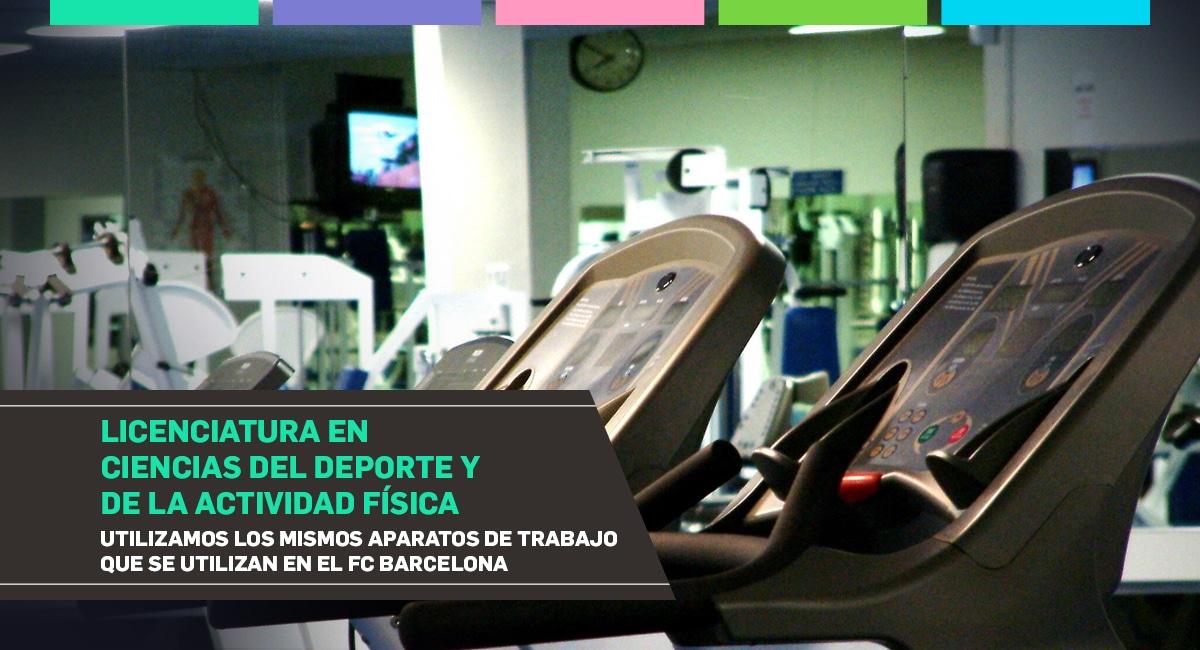 Utilizamos Los Mismos Aparatos De Trabajo  Que Se Utilizan En El FC Barcelona