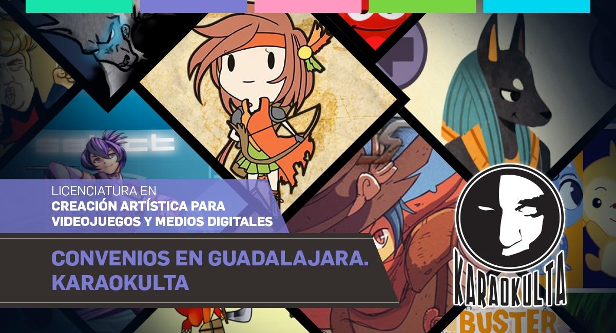 Convenios En Guadalajara. KaraOkulta