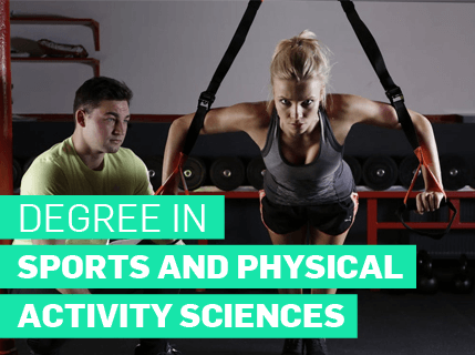 Cover Sports and Physical Activity Sciences