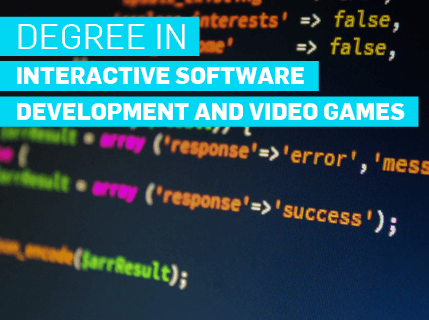 Cover Interactive Software Development and Video Games