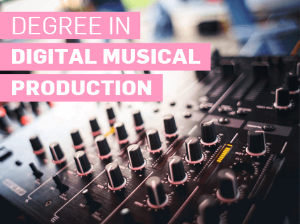 Cover Digital Music Production