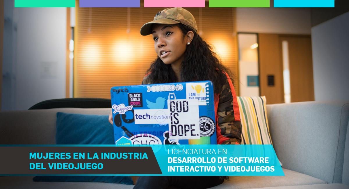 Mujeres En La Industria Del Videojuego