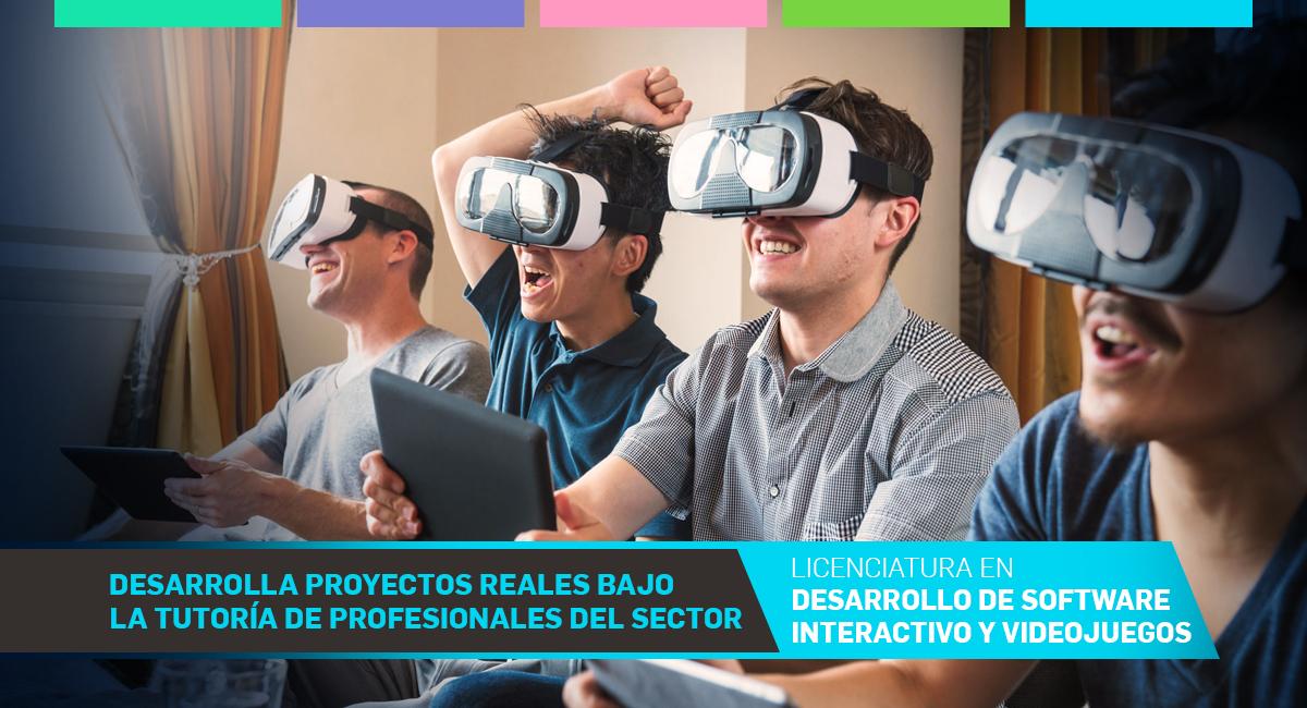 Desarrolla Proyectos Reales Bajo La Tutoría De Profesionales Del Sector