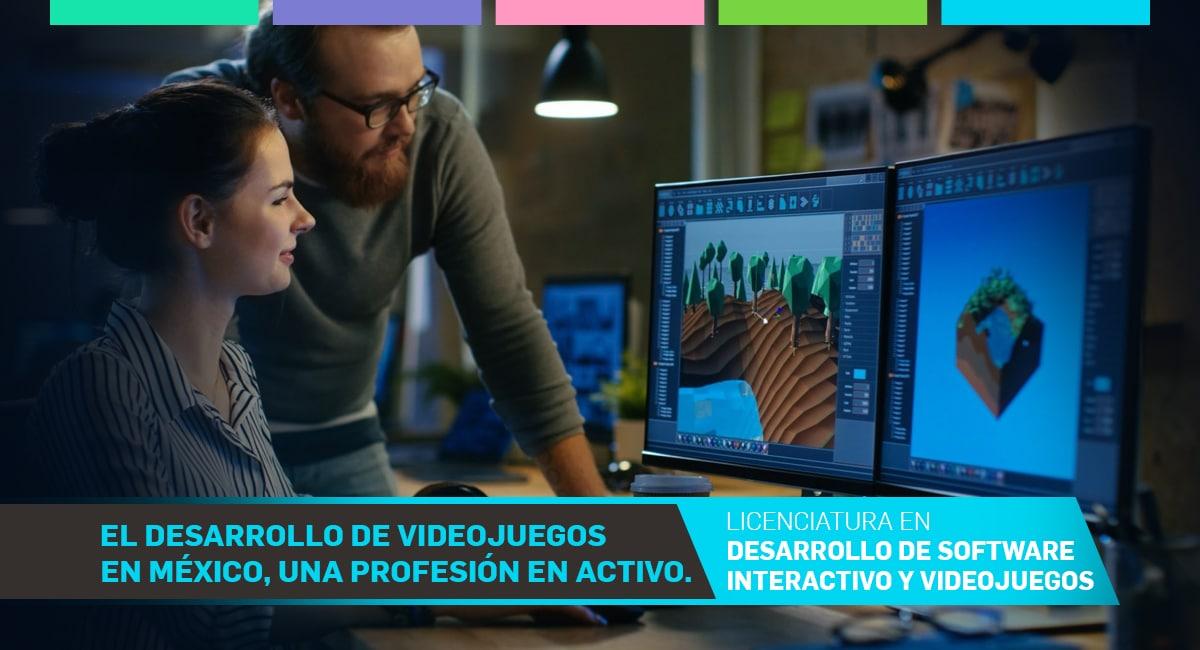 El Desarrollo De Videojuegos En México, Una Profesión En Activo