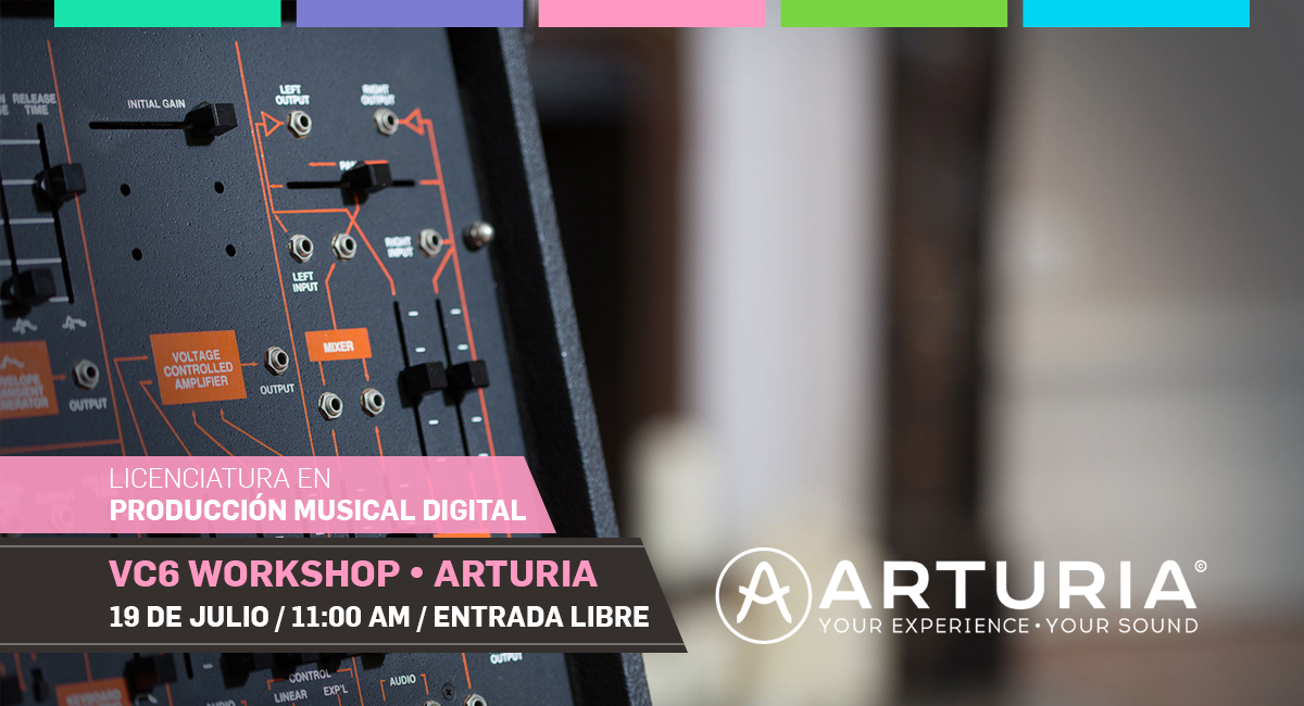 VC6 Workshop Arturia