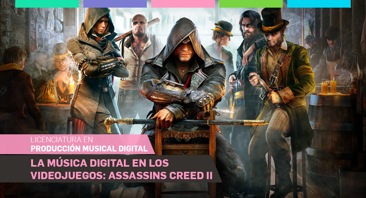 La Musica Digital En Los Videojuegos Assassins Creed Ii